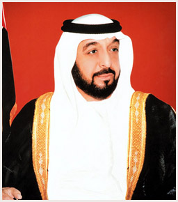 H.H.Dr. Sheikh Sultan Bin Khalifa Bin Zayed Al Nahyan, Member of the Executive Council of Abu Dhabi